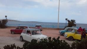 Cars at McDonalds
