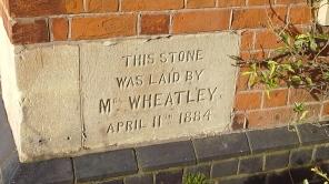 Church Corner Stones