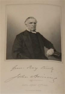 John Brining 1822-1877 1870 Hinckley