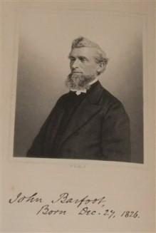 John Barfoot (1826-1882)