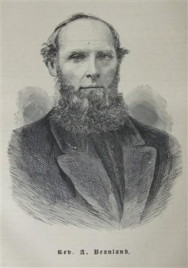 Arthur Beanland 1828-1883 1861 Hinckley