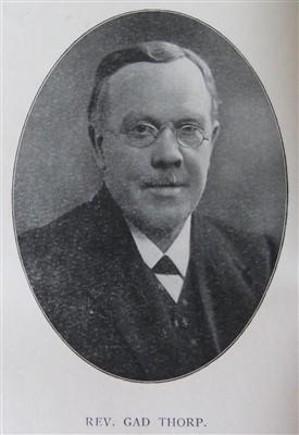 Gad Thorp 1850-1912, 1911 Hinckley