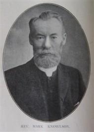 Mark Knowlson 1854-1927 1906 Hinckley