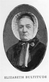 Elizabeth Bultitude 1809-1890 1853 Hinckley
