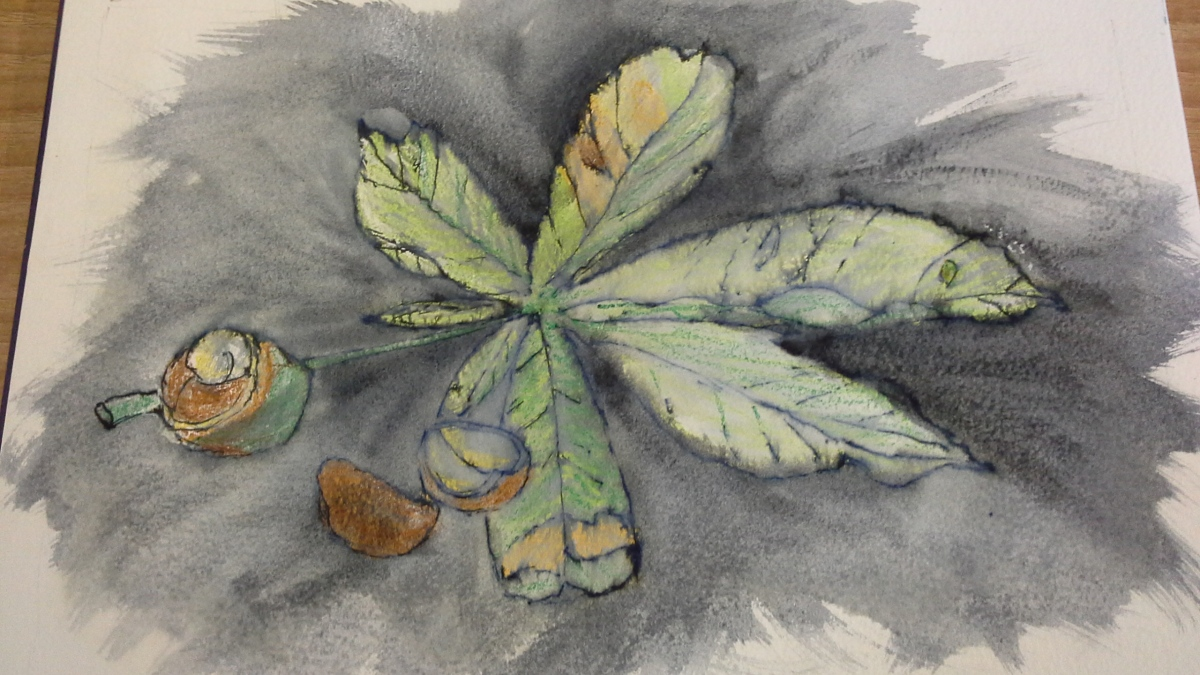 Art - Week 3 Watercolour